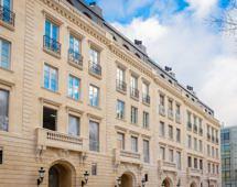 Noble Row — элитные таунхаусы в центре столице