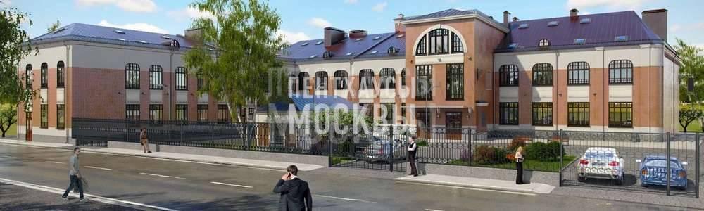 Кадашевские палаты — эксклюзивные мансарды на Третьяковской