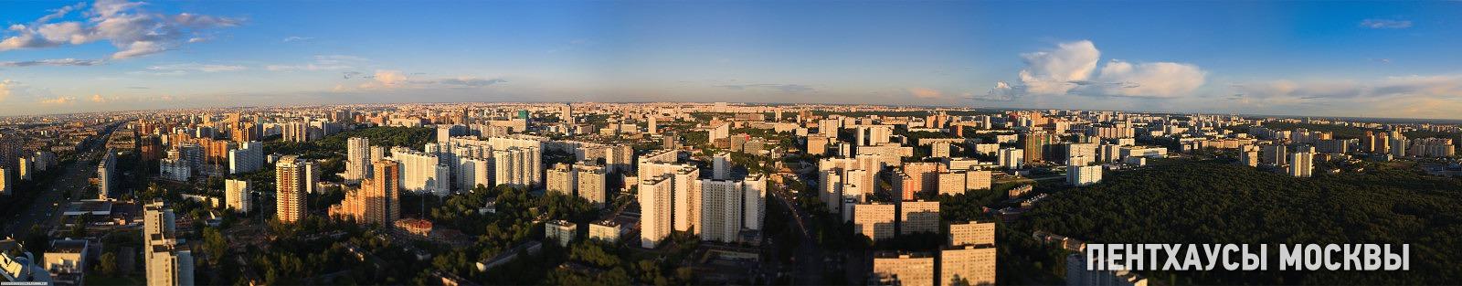 ЖК Well House на Ленинском проспекте, 111 / панорама