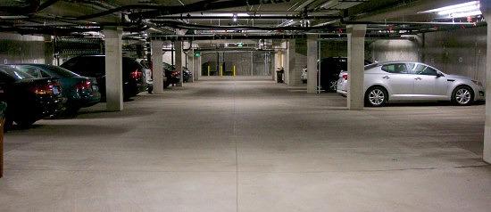 Парковка в жилых комплексах: цена и востребованность