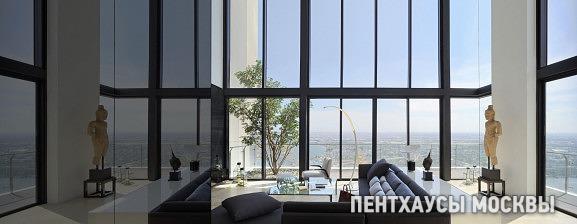 Пенхаус в Бангкоке, The Pano residence, 700 кв.м.