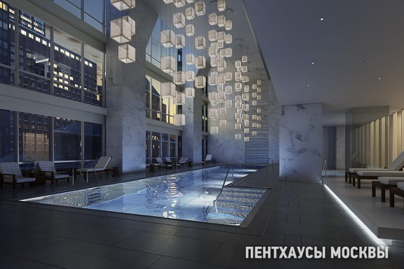 Пентхаус за 100 миллионов долларов в небоскребе «One 57»