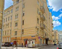 ЖК «Тверская улица, 12с7» — доходный дом купцов Бахрушиных