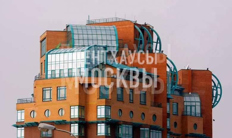 Зимние террасы жилого комплекса «Золотые ключи2» наМинской улице, 1гк1
