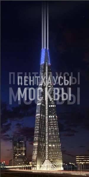 "Башня ""Россия"" (проект)"