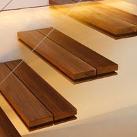 20 дизайнерских лестниц в многоуровневых квартирах и пентхаусах