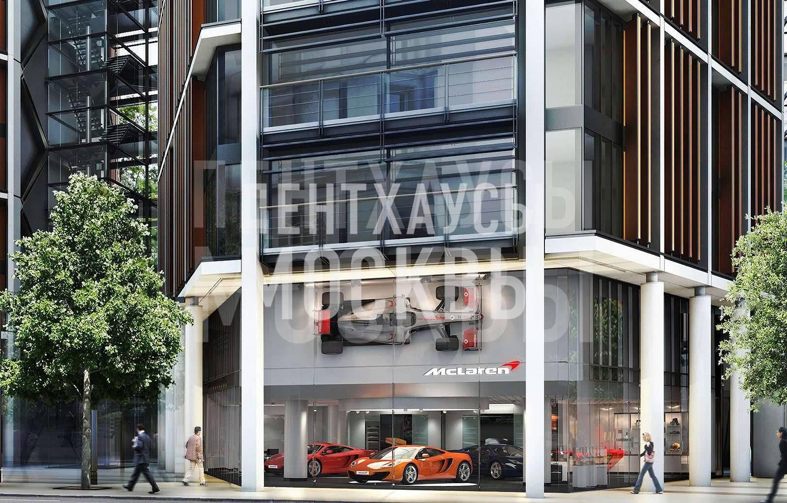 № 2 Penthouse D, Англия, Лондон.