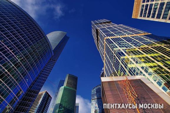 Все небоскребы с апартаментами в ММДЦ «Москва-Сити»