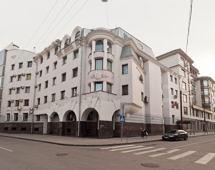 ЖК «Курсовой переулок, 8/2» — клубный дом в Курсовом переулке | Пентхаусы Москвы