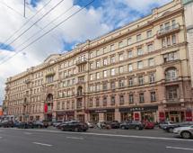 ЖК «Тверская, 28» — улица Тверская, дом 28