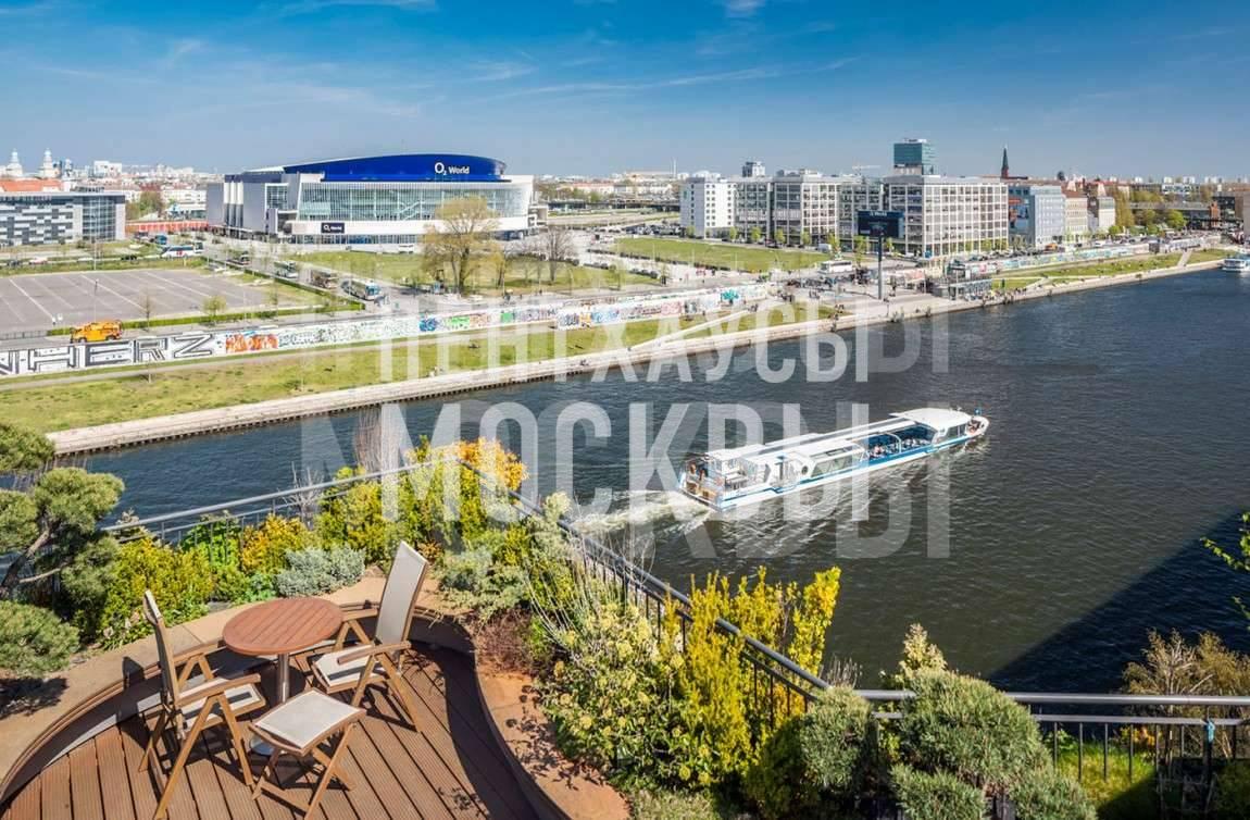 Пентхаус в Берлине за 1,76 миллионов долларов (ФОТО)