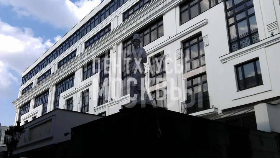 ЖК «Резиденция Чистые Пруды» — Подсосенский переулок, 3