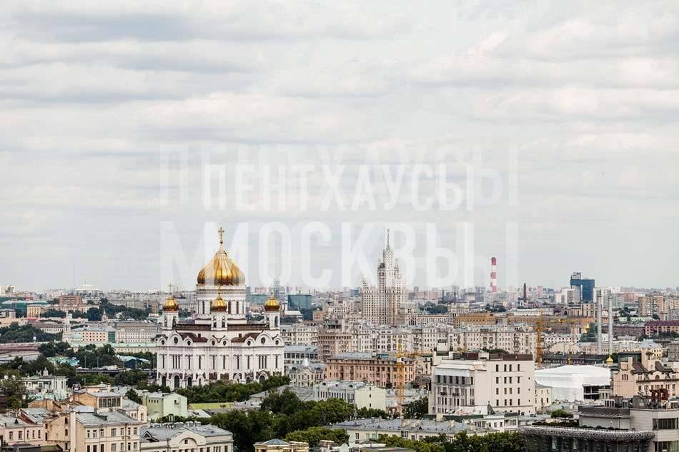 По московским крышам: террасы и эксплуатируемые кровли