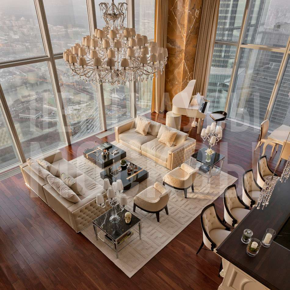 Самый дорогой пентхаус Москва-Сити был продан за 10,5 млн $ | Справка по недвижимости Москва-Сити