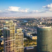 Апартаменты и пентхаусы в небоскребах «Москва-Сити»