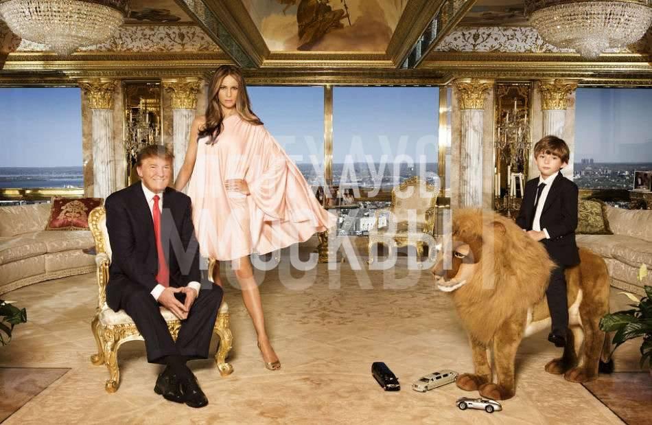Пентхаус Дональда Трампа: где живет новый президент США