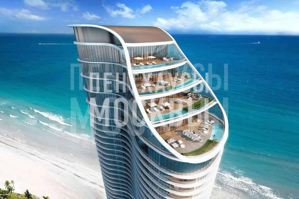Новости Майами-Бич: виртуальный пентхаус выкупили за21млн $